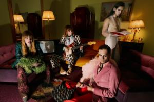 Дивіться кампанію Gucci Aria за участі гурту Måneskin