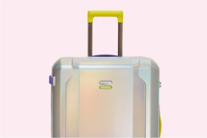 Екологічна валіза Have A Rest x Ksenia Schnaider із переробленого пластику