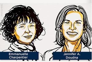 Лауреатки Міжнародної премії L'ORÉAL-UNESCO 2016 здобули Нобелівську премію з хімії