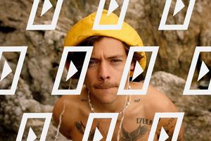 Відео дня: яскравий і сонячний кліп Гаррі Стайлза на пісню Golden