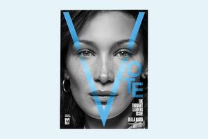 Белла Хадід і Джуліанн Мур з'явилися на обкладинках V Magazine із закликом голосувати на виборах