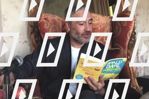 Відео дня: Тайка Вайтіті, Меріл Стріп, Бенедикт Камбербетч читають книгу Роальда Даля