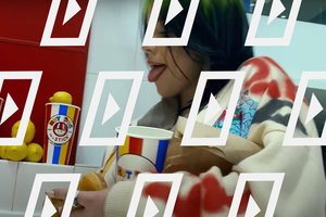 Відео дня: новий кліп  Біллі Айліш на пісню Therefore I Am