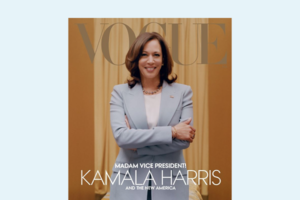 Камала Гарріс з'явилася на обкладинці Vogue. Фото розкритикували