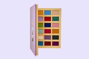 Палетка Makeup Revolution присвячена мультфільму «Русалонька»