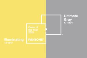 Pantone обрав відразу два кольори 2021 року