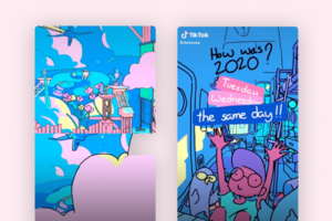 На кого підписатися: TikTok-акаунт паризького ілюстратора, який створює відеокомікси
