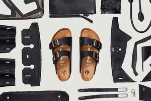 Річ дня: біркенштоки, які зроблені зі старих сумок Hermès Birkin. Вони коштують до $76 тисяч