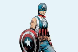 Новий Капітан Америка буде ЛГБТ-персонажем