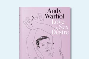 Книга з еротичними малюнками Енді Воргола Love, Sex and Desire: Drawings 1950-1962