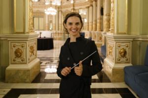 Оксана Линів стала першою жінкою на посаді диригента Байройтського фестивалю