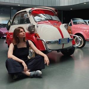«Уявляєш, жінка зробила дизайн цієї машини?». Я створюю автомобілі в італійській студії