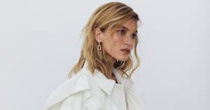 Костюми, пальта та сукні у стилі 80-х: бренд Nataliya Novitska випустив нову колекцію