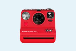 Polaroid миттєвого друку в колаборації з Фондом художника Кіта Гарінґа