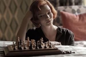 До закладок: сайт, на якому можна зіграти в шахи з Елізабет Хармон із серіалу «Гамбіт королеви»