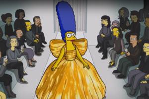 Balenciaga влаштував модний показ із «Сімпсонами»
