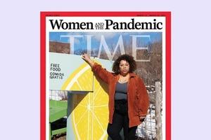 Time присвятив обкладинку жінкам у часи пандемії