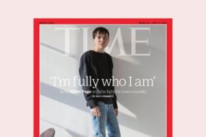 Еліот Пейдж дав перше інтерв'ю після камінг-ауту як трансгендер