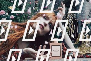 Відео дня: Флоренс Велч у новій кампанії Gucci