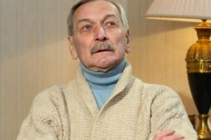 Актора Володимира Талашка звинуватили в зґвалтуванні