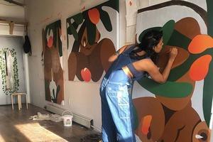 На кого підписатися: Instagram художниці, яка малює жіночі тіла