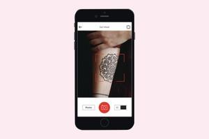 До закладок: застосунок InkHunter для примірки татуювань