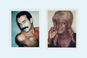 До закладок: онлайн-виставка фото Енді Воргола, присвячених квір-спільноті