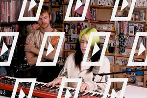 Відео дня: домашній онлайн-концерт Біллі Айліш