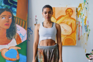 На кого підписатися: художниця Моніка Ернандес, яка розкриває тему можливостей темношкірих жінок