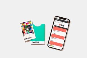 До закладок: Застосунок Pantone для підбору кольору