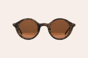 Сонцезахисні окуляри українського бренду Ochis, зроблені з кави
