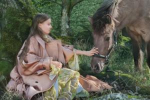 Ґрета Тунберґ стала героїнею першого номера Vogue Scandinavia